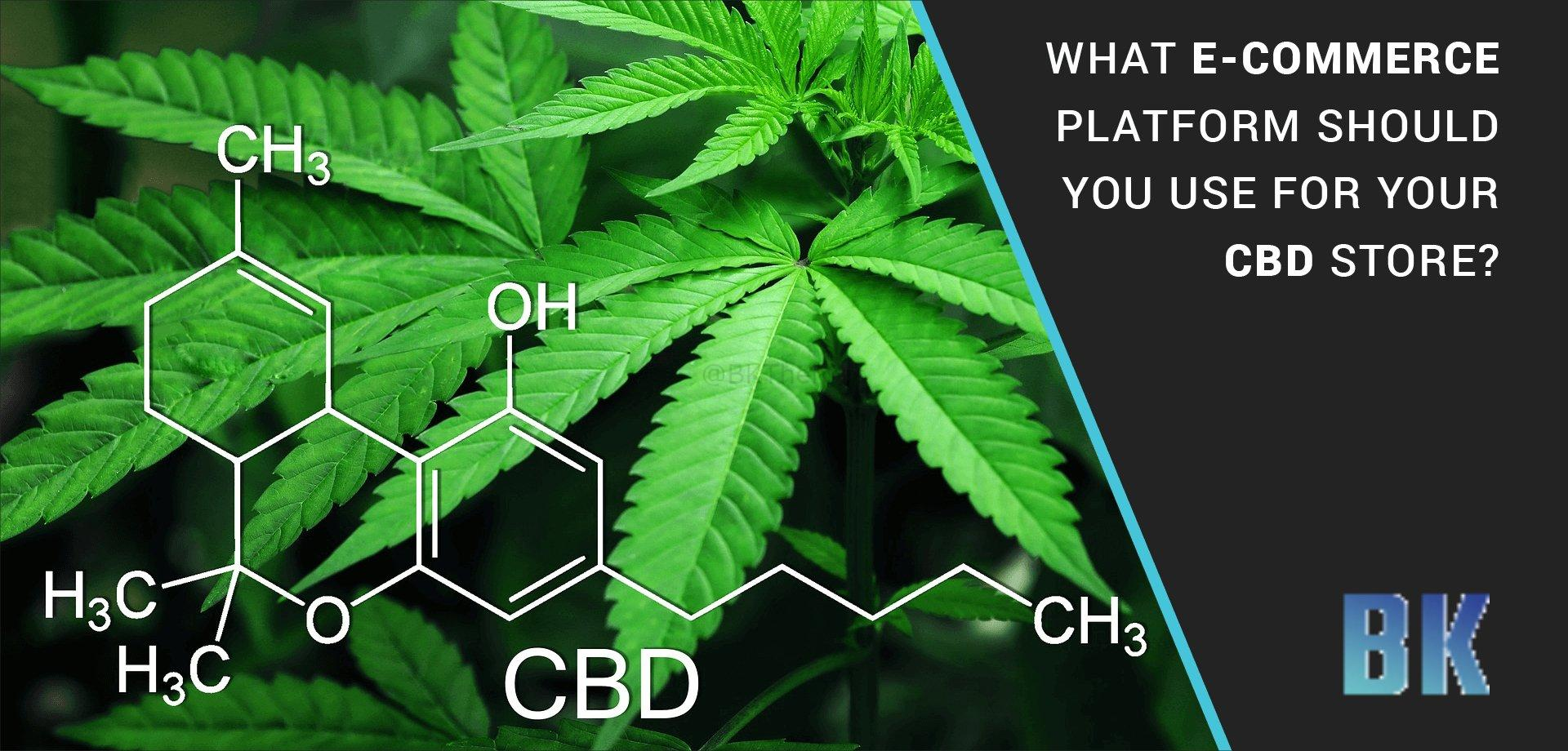 what platforms allow CBD